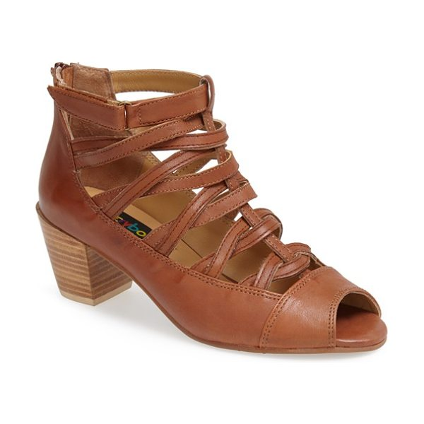 Everybody nastire sandal in noce brown