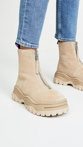 Eytys raven jogger boots in dune
