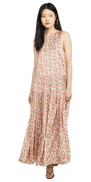 Fame and Partners alana dress in floral blush