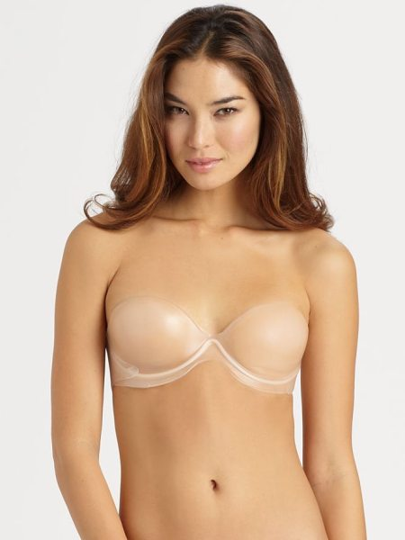 Fashion Forms body sculpting bra in nude