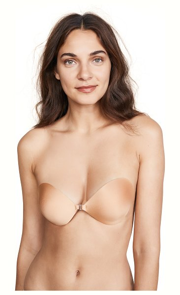 Fashion Forms seamless push up bra in nude