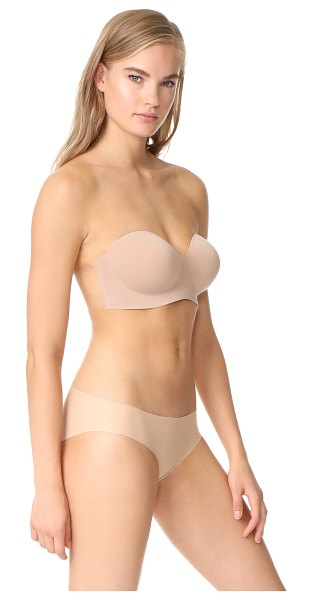 Fashion Forms voluptuous backless strapless bra in nude