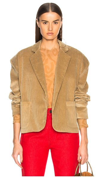 FEAR OF GOD Corduroy Blazer - Self: 100% cotton - Lining: 100% silk - Filling: 100%...