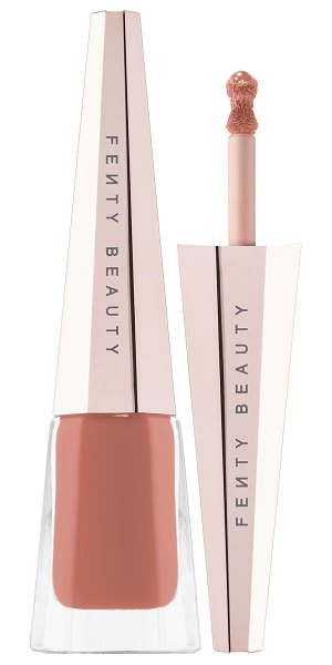 FENTY BEAUTY by Rihanna Stunna Lip Paint Longwear Fluid Lip Color Unbutton - A weightless, long-wearing, liquid lipstick with a...