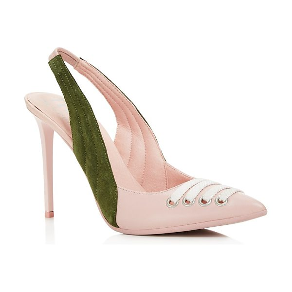 FENTY PUMA by Rihanna Fenty Puma x Rihanna Women's Slingback High Heel Pumps in pink - Fenty Puma x Rihanna Women's Slingback High Heel Pumps-Shoes