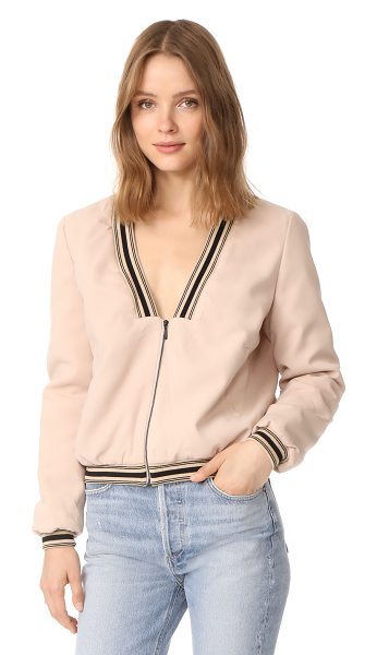 FINDERS KEEPERS vivid dreams bomber - This findersKEEPERS bomber jacket feels fresh and...
