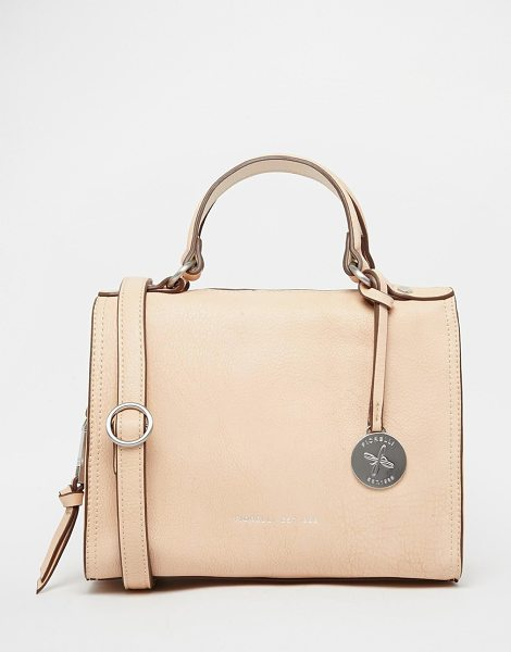 Fiorelli Hayden tote bag in nude in nude - Cart by Fiorelli Faux leather Grab handles Zip top...
