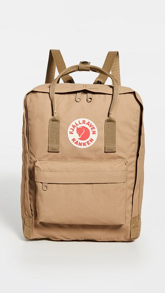 Fjallraven kanken backpack in clay