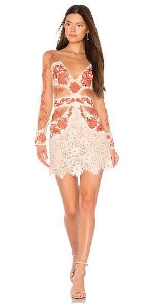 FOR LOVE & LEMONS Matador Tulle Dress - Breathing new life into classic lace. Cut from the most...