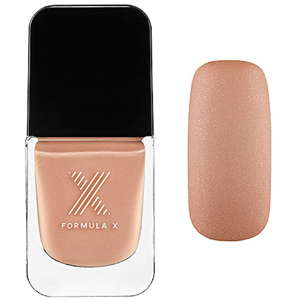 Formula X the effects - nail polish effects synapse - A collection of never-before-seen nail polish effects...