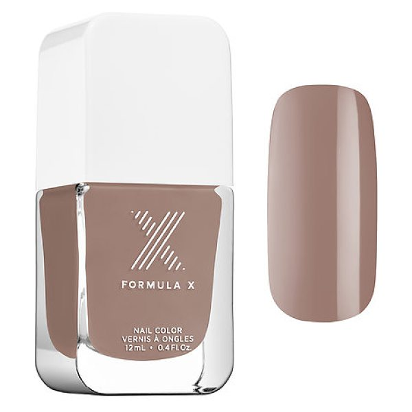 Formula X the colors - nail polish intrigue - An array of high performance nail polishes in vivid...
