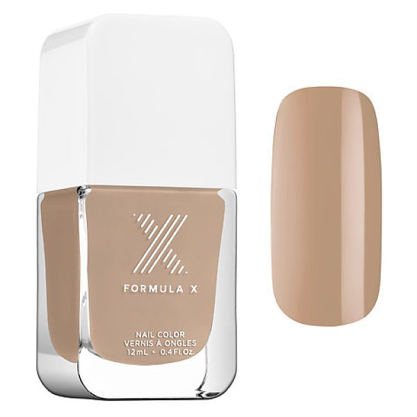 Formula X the cut - fall 2015 - nail polish acclaimed - A limited-edition collection of expertly curated, chic...