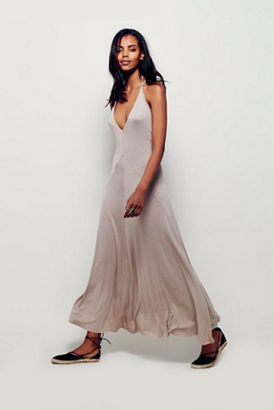 FP BEACH Hampton dress - Make a seaside statement in this sweeping maxi dress...