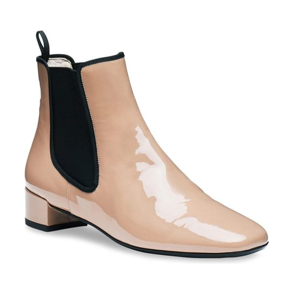Frances Valentine mily chelsea boot in camel -