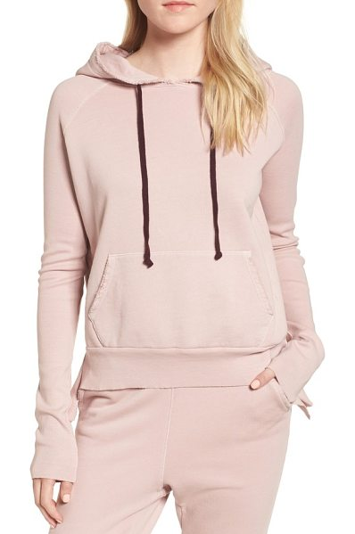 Frank & Eileen hoodie in dirty ballerina - The only hoodie you'll ever need (or want), this...