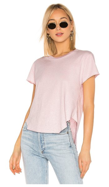 Frank & Eileen tee lab vintage tee in english rose melange