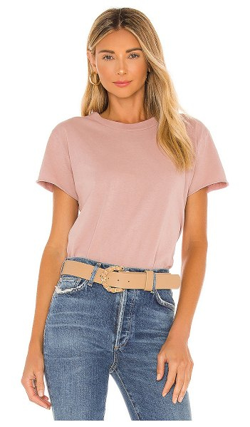 Frank & Eileen perfect tee in blush