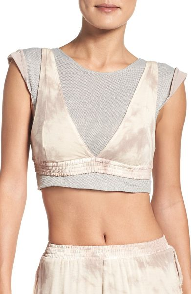 FREE PEOPLE fp movement oasis camisole - Stay cool and comfortable in a soft bralette layered...