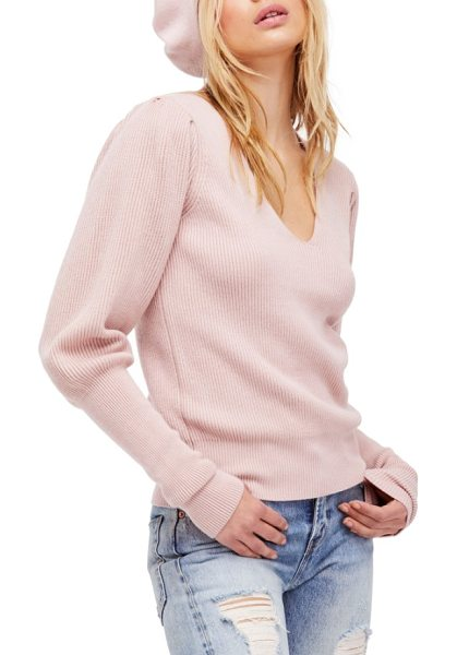 Free People gingersnap tunic in rose - Go from the office to lunch breaks in stylish comfort in...