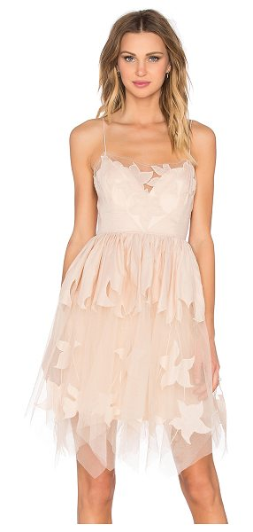 Free People Gossamer Dress in pink - Self: 100% cottonContrast Fabric: 100% nylonLining: 100%...