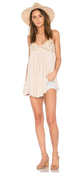 Free People Mad About You Tank in neutral
