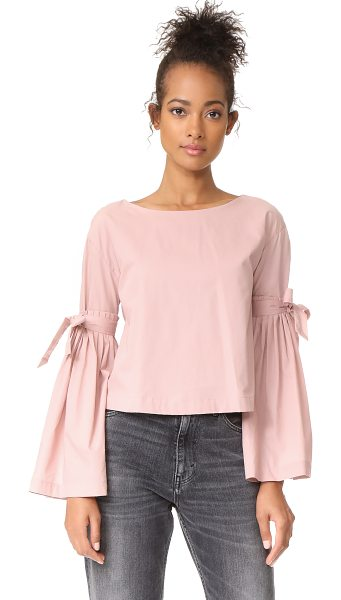 FREE PEOPLE so obviously yours top - This relaxed Free People blouse feels romantic with...