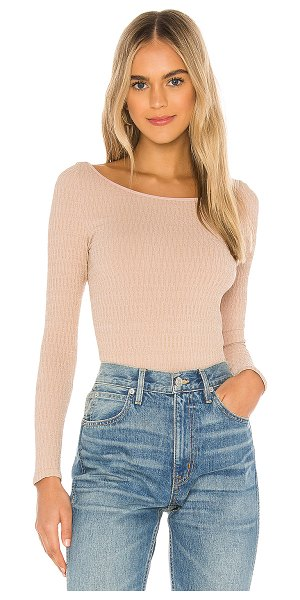 Free People sprinkled in pink combo