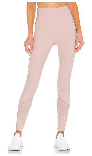 Free People x fp movement grand finale legging in moon light mauve