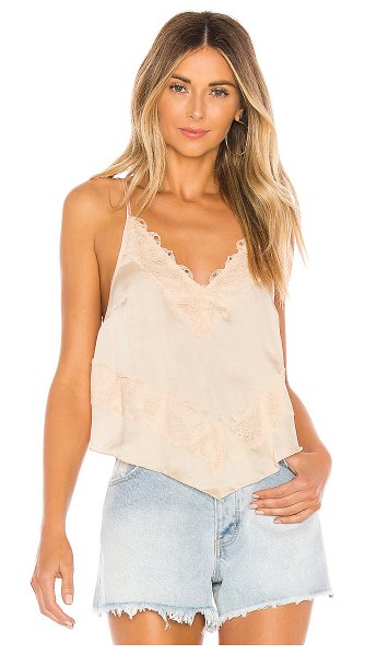 Free People your eyes cami in pink