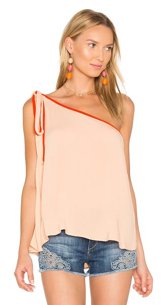 Free People You're The One Top in peach - It was meant to be. The Free People You're The One Top...