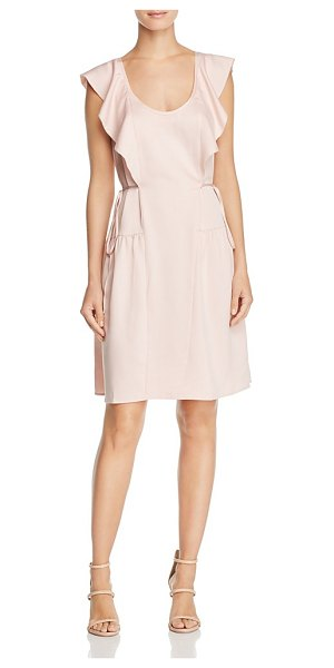 French Connection Nia Dress in pink opal - French Connection Nia Dress-Women