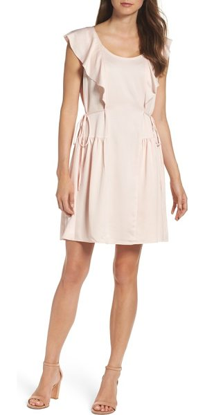 FRENCH CONNECTION nia fit & flare dress - Perfect for warmer weather, this fit-and-flare dress is...