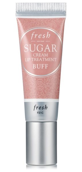 Fresh fresh sugar cream lip treatment in buff - What it is: A nourishing, cushiony lip treatment that...