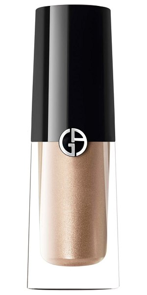 Giorgio Armani eye tint liquid eyeshadow in 12 gold ashes