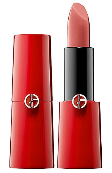 GIORGIO ARMANI rouge ecstasy express moisture rich lipcolor blush 506 0.14 oz/ 4 g - A long-wearing, velvety-soft lipstick that leaves lips...