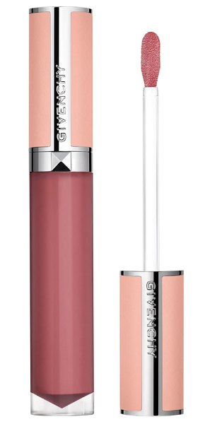 Givenchy le rose liquid lip balm in 14 nude soul