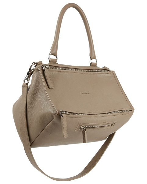 Givenchy Pandora medium shoulder bag in sand