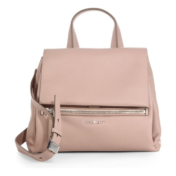 Givenchy Pandora pure small flap shoulder bag in palepink