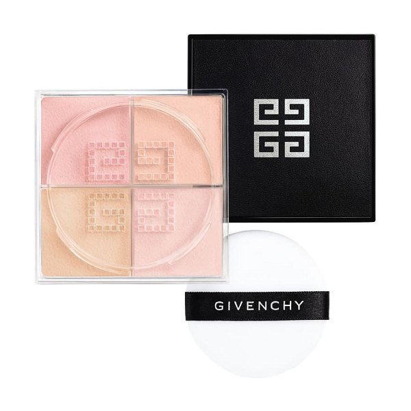 Givenchy prisme libre finishing & setting powder in 03 voile rose