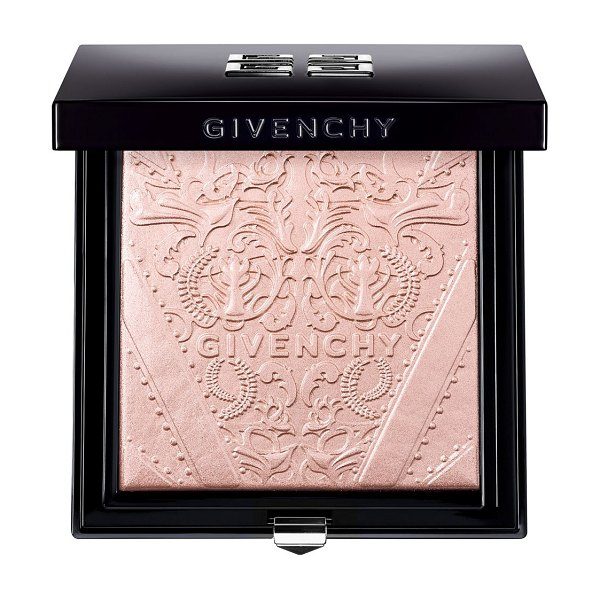 Givenchy teint couture shimmer powder in gold