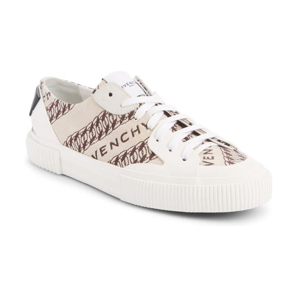 Givenchy tennis light sneaker in beige