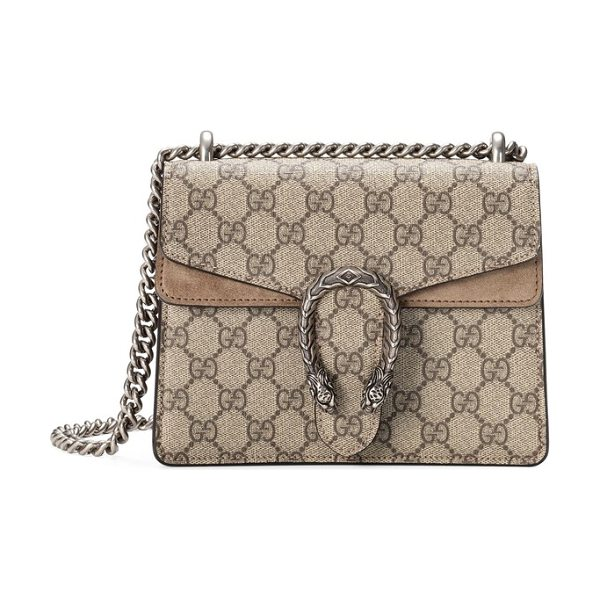 Gucci minishoulder bag in beige