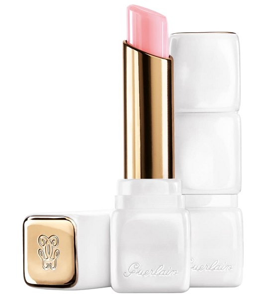 Guerlain bloom of rose kisskiss roselip hydrating & plumping tinted lip balm in r371 morning rose