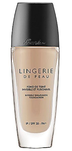 Guerlain lingerie de peau liquid foundation spf 20 03 beige natural