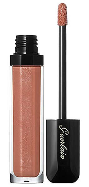 Guerlain maxi shine lipgloss browny clap 402 0.25 oz/ 7 g - A lip gloss with intense color, high shine, and a...