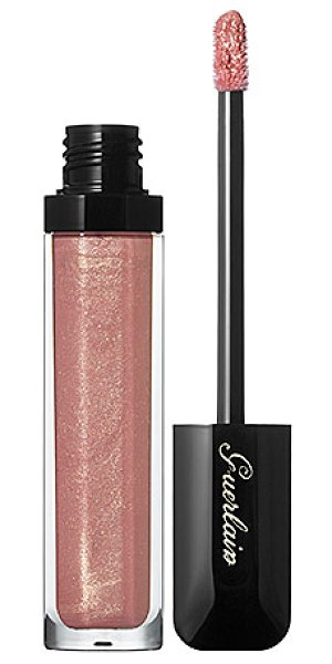 GUERLAIN maxi shine lipgloss la petite robe noir 463 0.25 oz/ 7 g - A lip gloss with intense color, high shine, and a...
