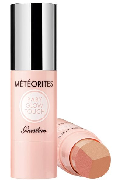 Guerlain meteorites baby glow touch in golden glow - What it is: A travel luminizer stick that allows you to...
