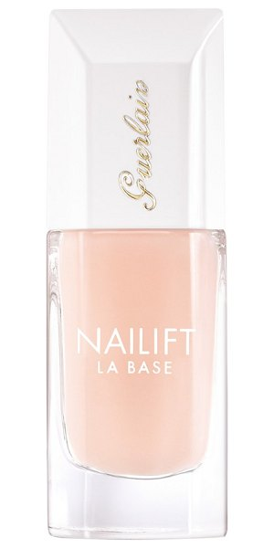 Guerlain Nailift la base base coat in no color - Meet Nailift La Base, Guerlain's new limited-edition...