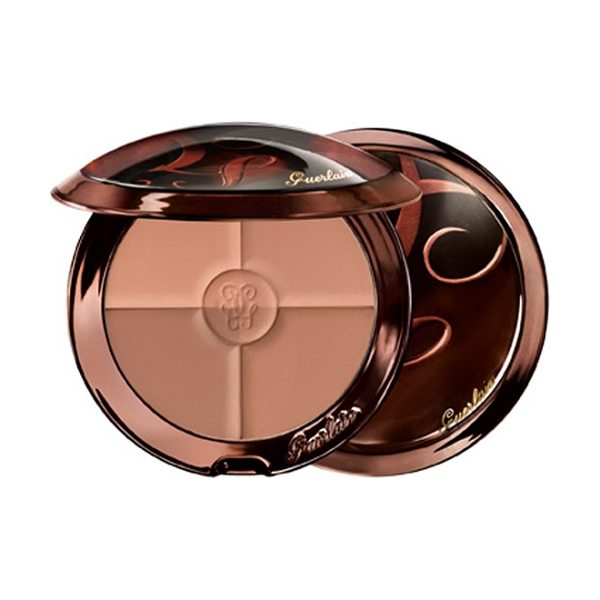 Guerlain 'terracotta 4 seasons' bronzer in 04 medium blondes - Terracotta 4 Seasons is a versatile palette of four...