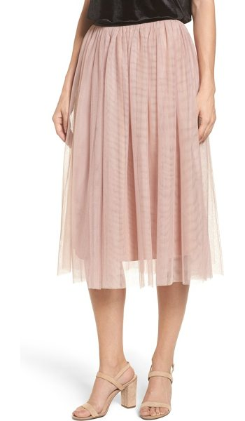 HALOGEN halogen tulle midi skirt - This stunning midi skirt is layered with delicately airy...
